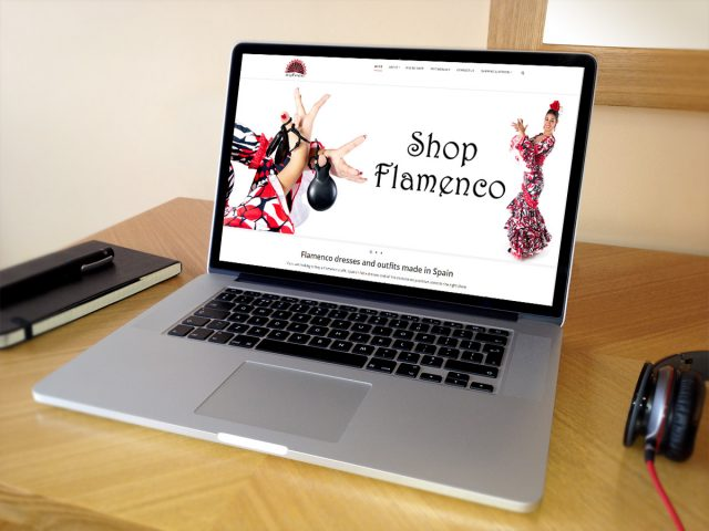 Online Shop Flamenco dresses